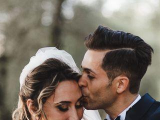 Le nozze di Martina e Francesco 1