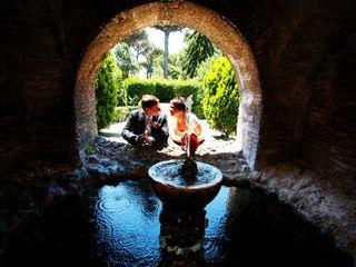 Le nozze di Marta e Fabrizio