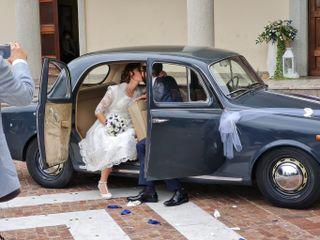 Le nozze di Miriam  e Luca
