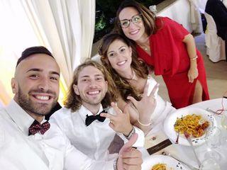 Le nozze di Domenico e Danila 3