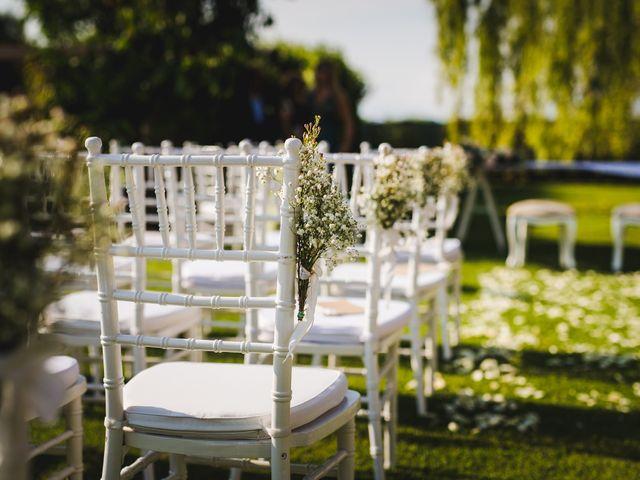 Villa I Girasoli Matrimonio : Reportage di nozze valentina alessandro villa i