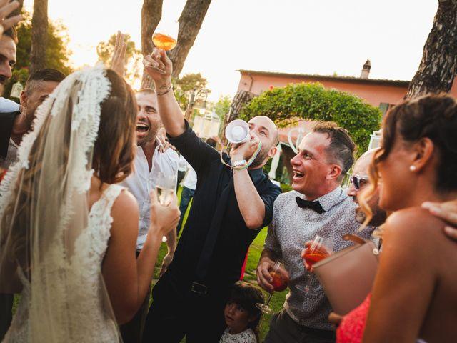 Il matrimonio di Alessandro e Valentina a Pisa, Pisa 60