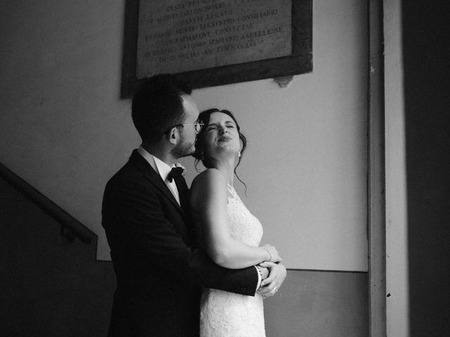 le nozze di Karolina e Ivan