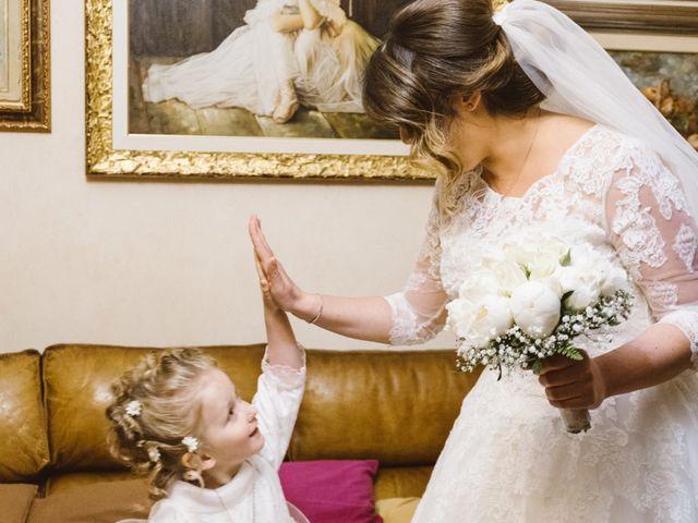 Il matrimonio di Michele e Clara a Torremaggiore, Foggia 8