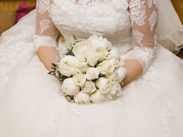 Il matrimonio di Michele e Clara a Torremaggiore, Foggia 9