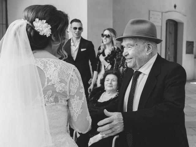 Il matrimonio di Michele e Clara a Torremaggiore, Foggia 11