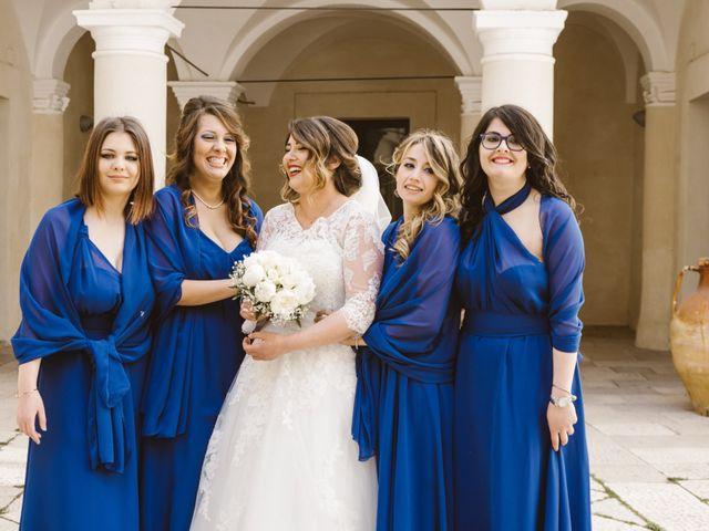 Il matrimonio di Michele e Clara a Torremaggiore, Foggia 12