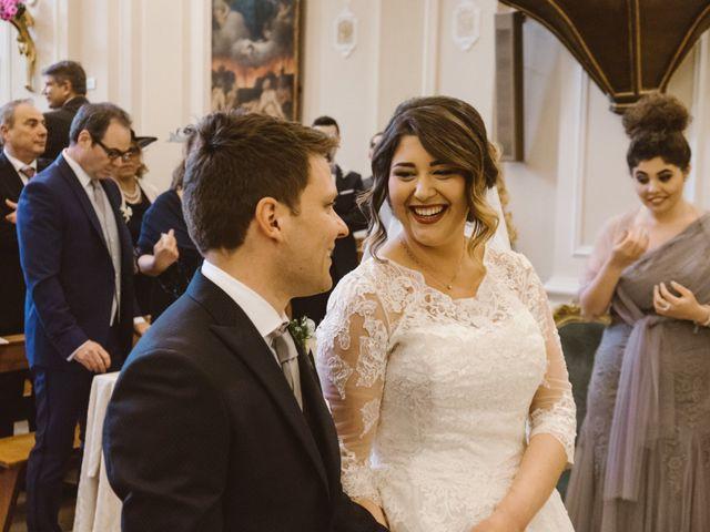 Il matrimonio di Michele e Clara a Torremaggiore, Foggia 13