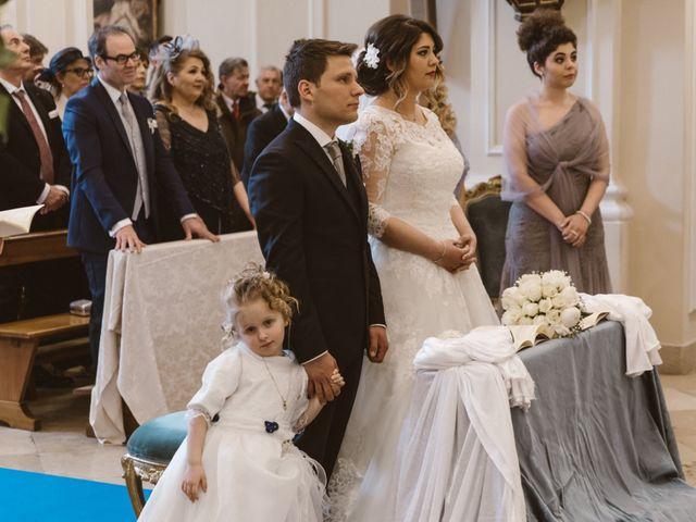 Il matrimonio di Michele e Clara a Torremaggiore, Foggia 15