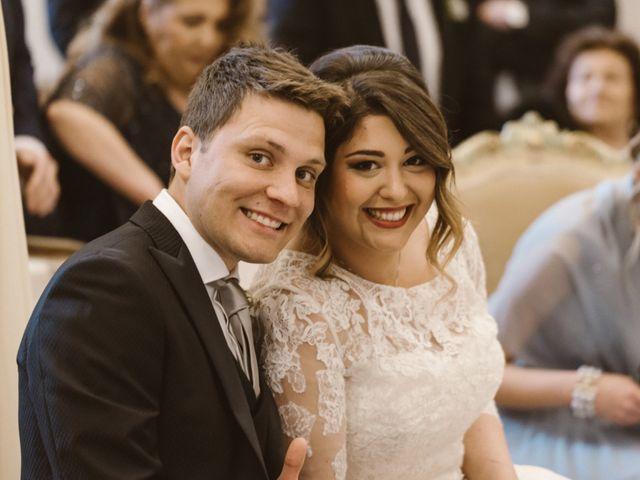 Il matrimonio di Michele e Clara a Torremaggiore, Foggia 16