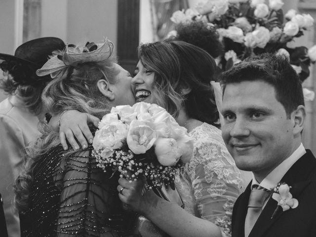 Il matrimonio di Michele e Clara a Torremaggiore, Foggia 17