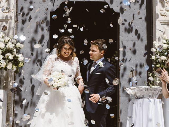 Il matrimonio di Michele e Clara a Torremaggiore, Foggia 18