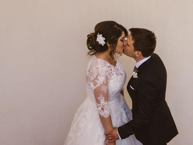 Il matrimonio di Michele e Clara a Torremaggiore, Foggia 19