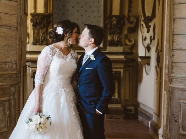 Il matrimonio di Michele e Clara a Torremaggiore, Foggia 20