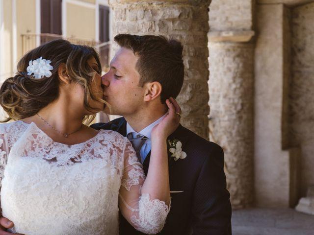 Il matrimonio di Michele e Clara a Torremaggiore, Foggia 21