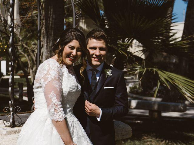 Il matrimonio di Michele e Clara a Torremaggiore, Foggia 25