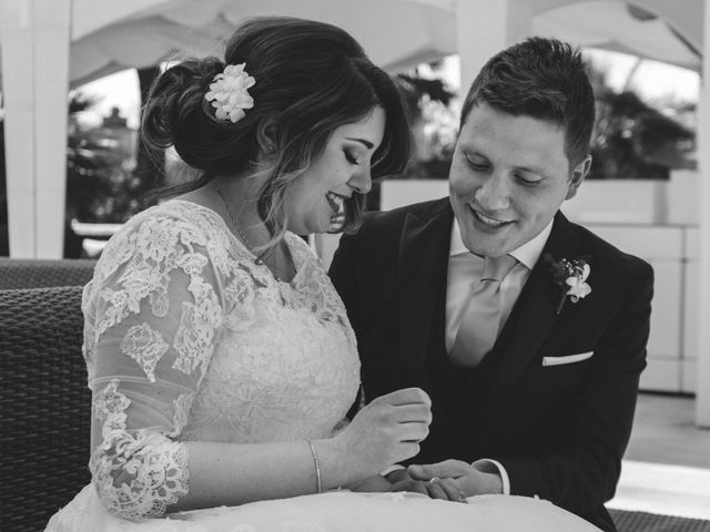 Il matrimonio di Michele e Clara a Torremaggiore, Foggia 26