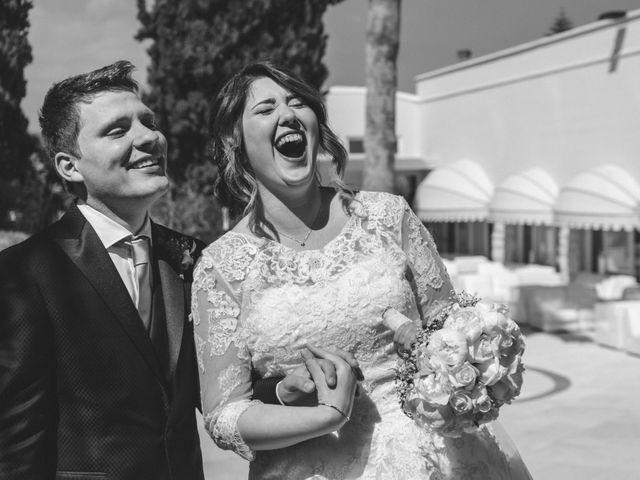 Il matrimonio di Michele e Clara a Torremaggiore, Foggia 29