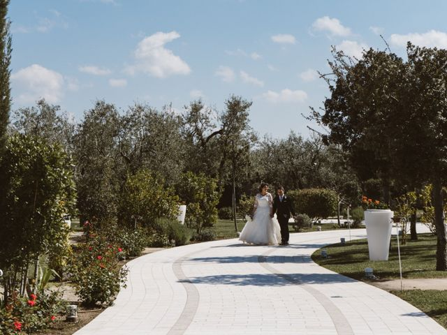 le nozze di Clara e Michele