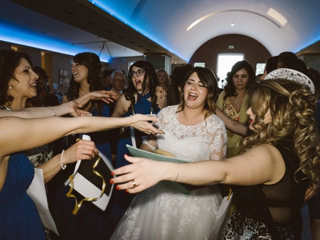 Il matrimonio di Michele e Clara a Torremaggiore, Foggia 34