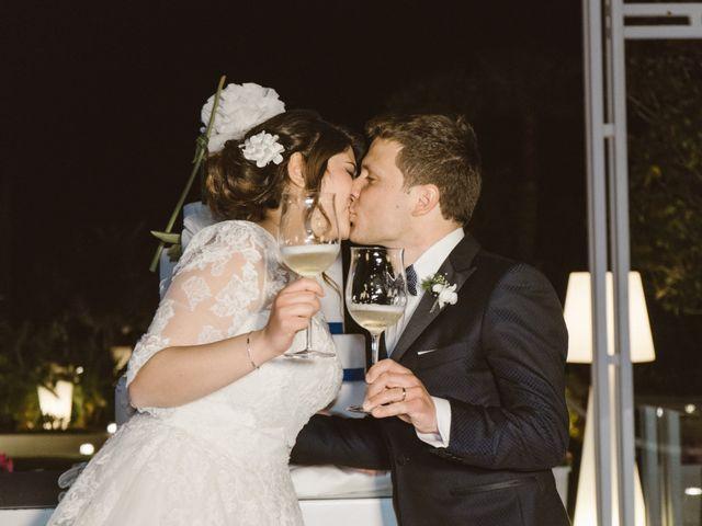 Il matrimonio di Michele e Clara a Torremaggiore, Foggia 37