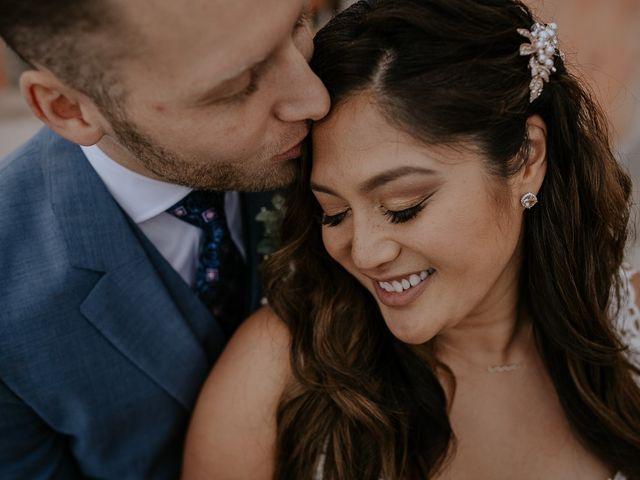 le nozze di Mabelle e Vincent