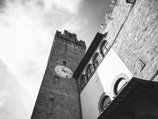 Il matrimonio di Marco e Lucia a Arezzo, Arezzo 16