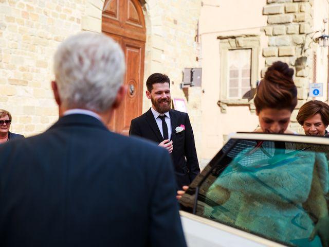 Il matrimonio di Marco e Lucia a Arezzo, Arezzo 17