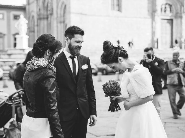 Il matrimonio di Marco e Lucia a Arezzo, Arezzo 19