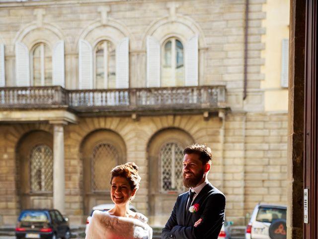 Il matrimonio di Marco e Lucia a Arezzo, Arezzo 21