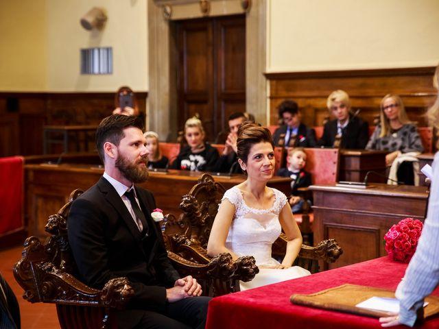 Il matrimonio di Marco e Lucia a Arezzo, Arezzo 24
