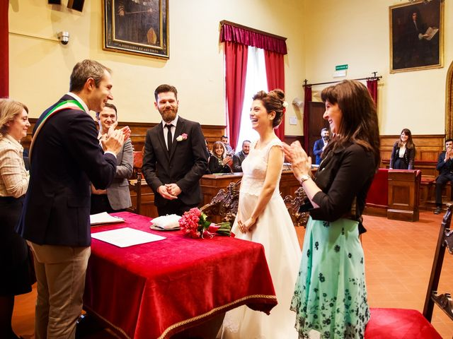 Il matrimonio di Marco e Lucia a Arezzo, Arezzo 26