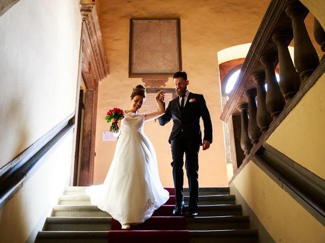 Il matrimonio di Marco e Lucia a Arezzo, Arezzo 28