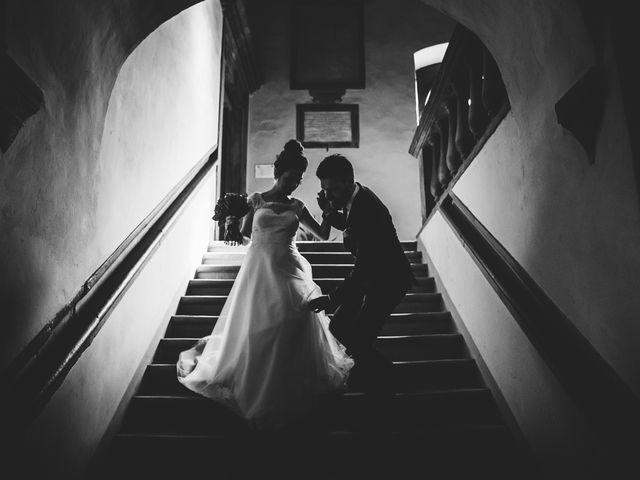 Il matrimonio di Marco e Lucia a Arezzo, Arezzo 29