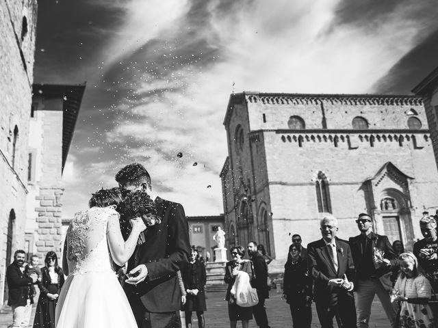 Il matrimonio di Marco e Lucia a Arezzo, Arezzo 30