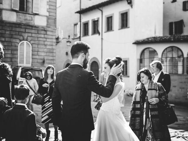 Il matrimonio di Marco e Lucia a Arezzo, Arezzo 32