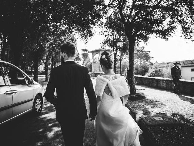 Il matrimonio di Marco e Lucia a Arezzo, Arezzo 36