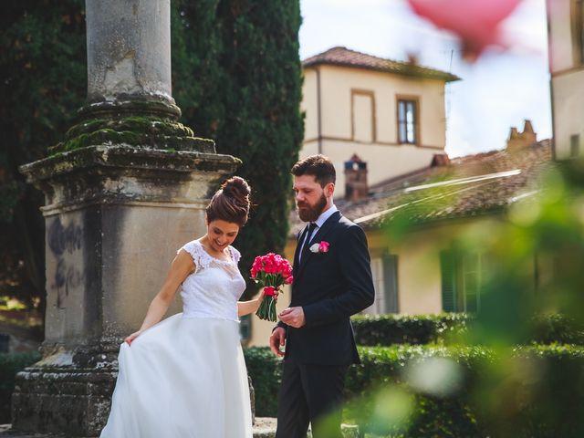 Il matrimonio di Marco e Lucia a Arezzo, Arezzo 39