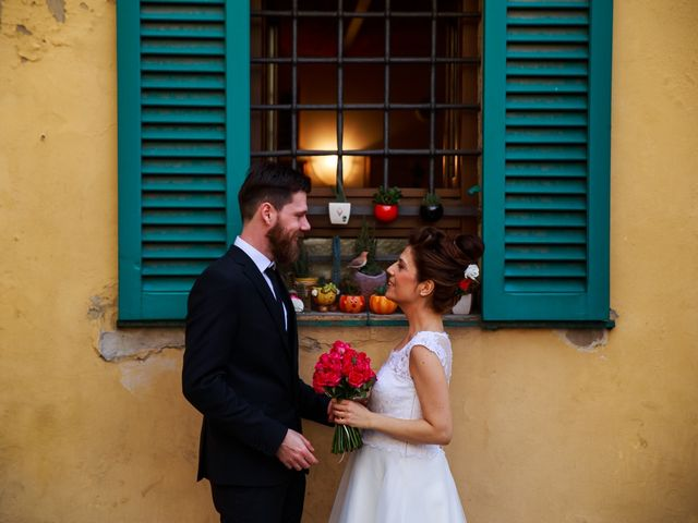 Il matrimonio di Marco e Lucia a Arezzo, Arezzo 41