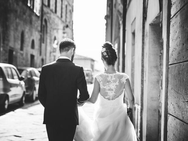 Il matrimonio di Marco e Lucia a Arezzo, Arezzo 43