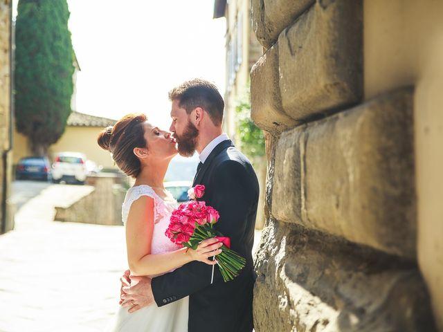 Il matrimonio di Marco e Lucia a Arezzo, Arezzo 44