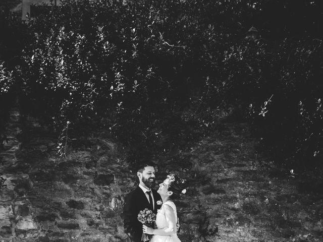 Il matrimonio di Marco e Lucia a Arezzo, Arezzo 45