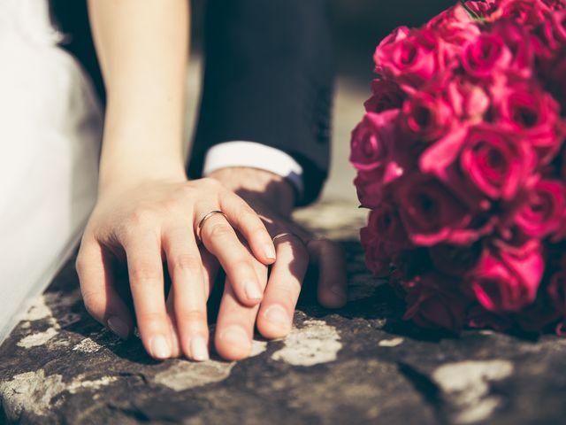Il matrimonio di Marco e Lucia a Arezzo, Arezzo 48