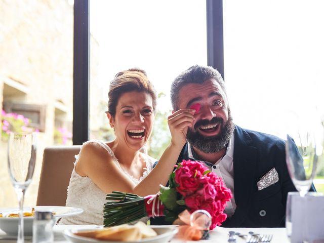 Il matrimonio di Marco e Lucia a Arezzo, Arezzo 64