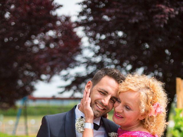 Il matrimonio di Matteo e Valentina a Salvirola, Cremona 14