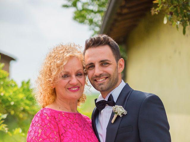 Il matrimonio di Matteo e Valentina a Salvirola, Cremona 15