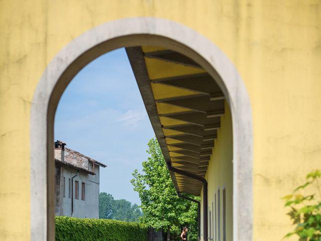 Il matrimonio di Matteo e Valentina a Salvirola, Cremona 16