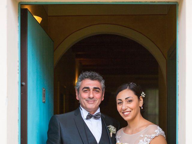 Il matrimonio di Matteo e Valentina a Salvirola, Cremona 35