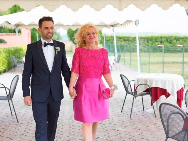 Il matrimonio di Matteo e Valentina a Salvirola, Cremona 36