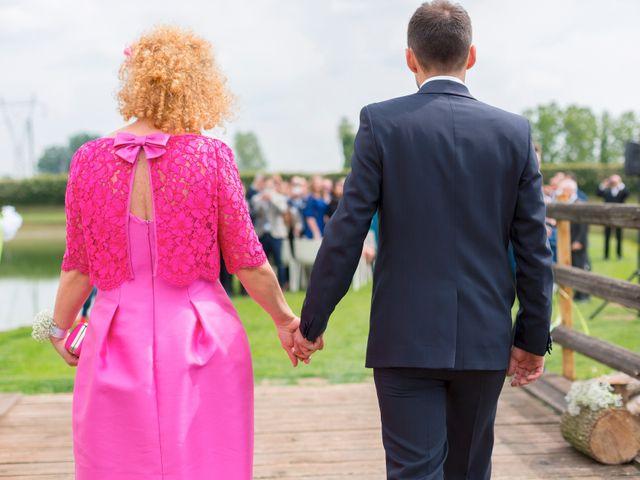 Il matrimonio di Matteo e Valentina a Salvirola, Cremona 38